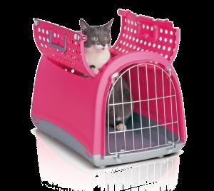 panier cage de transport pour chat